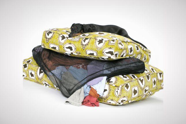 21 Pet Beds That Won't Ruin Your Decor via Brit + Co.