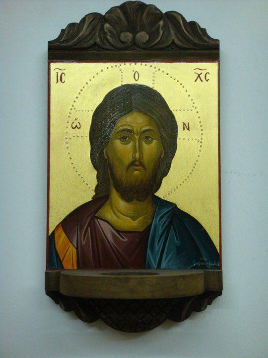 Daniela Scarel: Lefteris Skaliotis * Byzantine icons *