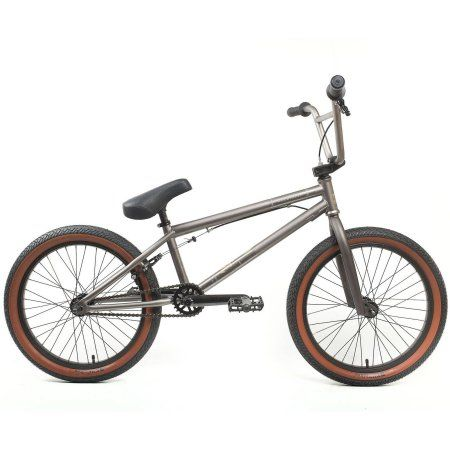 KHE Root 180 BMX Bicycle, Gray