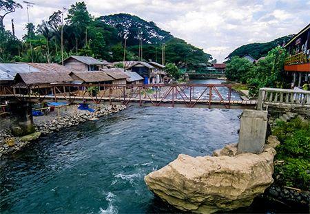 Bukit Lawang Sumatera Utara