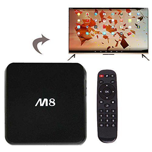 UEB M8 Amlogic S802 Quad Core Android 4.4 Smart TV Box XBMC Player 4K (UK) - http://Media-Streaming-Devices.co.uk/product/ueb-m8-amlogic-s802-quad-core-android-4-4-smart-tv-box-xbmc-player-4k-uk/