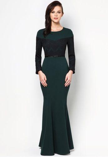 Calinda Dress by Jovian Mandagie #zalora