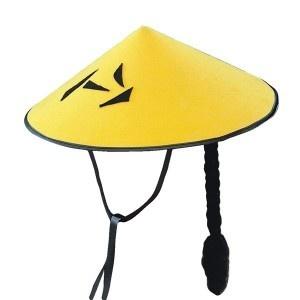 Indossate questo fantastico cappello mandarino con treccia! In vendita su http://www.eccolafesta.it/cappello-mandarino-con-treccia.html
