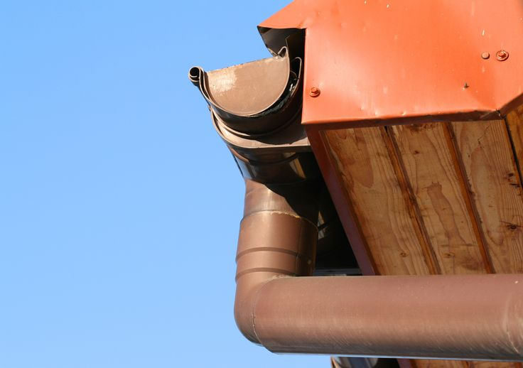 We've been repairing gutters, replacing gutters and installing gutters since 1972 – that's a long time.