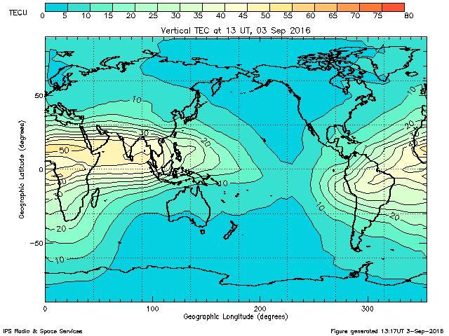 Dagelijks overzicht van zonnevlammen, zonnestormen, boviswaarde en het aardmagnetisch veld