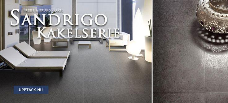 Sandrigo kakel  #black #tiles