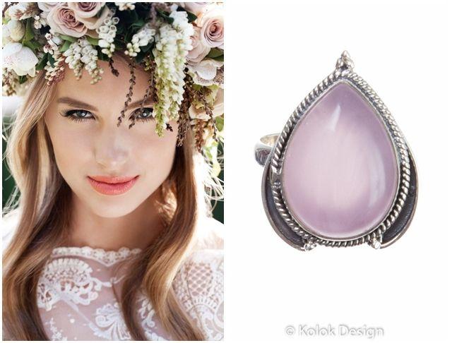 Primăvară 2016, Cuarț Roz, bijuterii kolok.ro, femei, bijuterii, cristale, pietre semiprețioase, culoarea anului. Rose Quartz, fashion, jewelry, spring 2016, collection, women