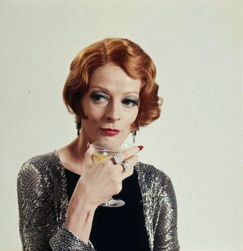 Dame Maggie Smith. McGonagall could still kick all of our collective butts. Especially if she has the help of The Dowager Countess Violet...