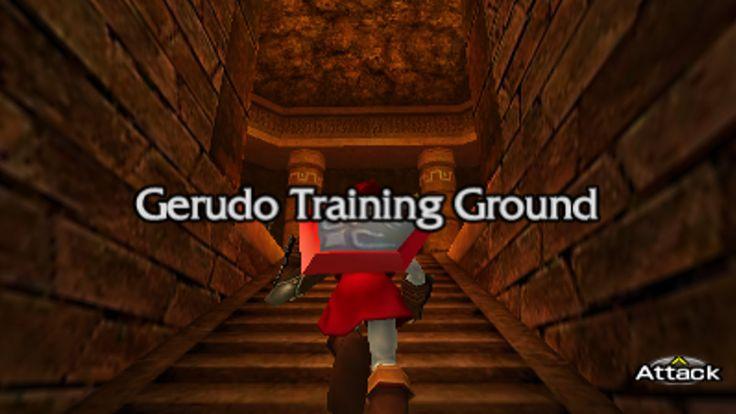 "Zelda: Ocarina of Time 3D Master Quest - Part 52: ""Training Pain"""