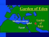 Old Testament Maps: Tradition has located Eden south of the ancient city of Ur in Iraq. | eBibleTeacher