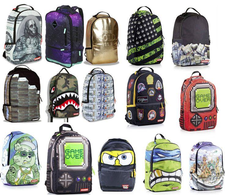 Zaino Sprayground Backpack
