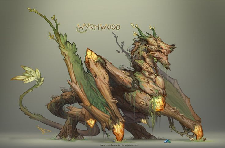 Earth Elemental Dragon | Art: Creatures, Weapons and Other ...