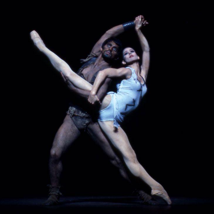 26 October 1978 | 50 Years of The Australian Ballet Gary Norman , Marilyn Rowe