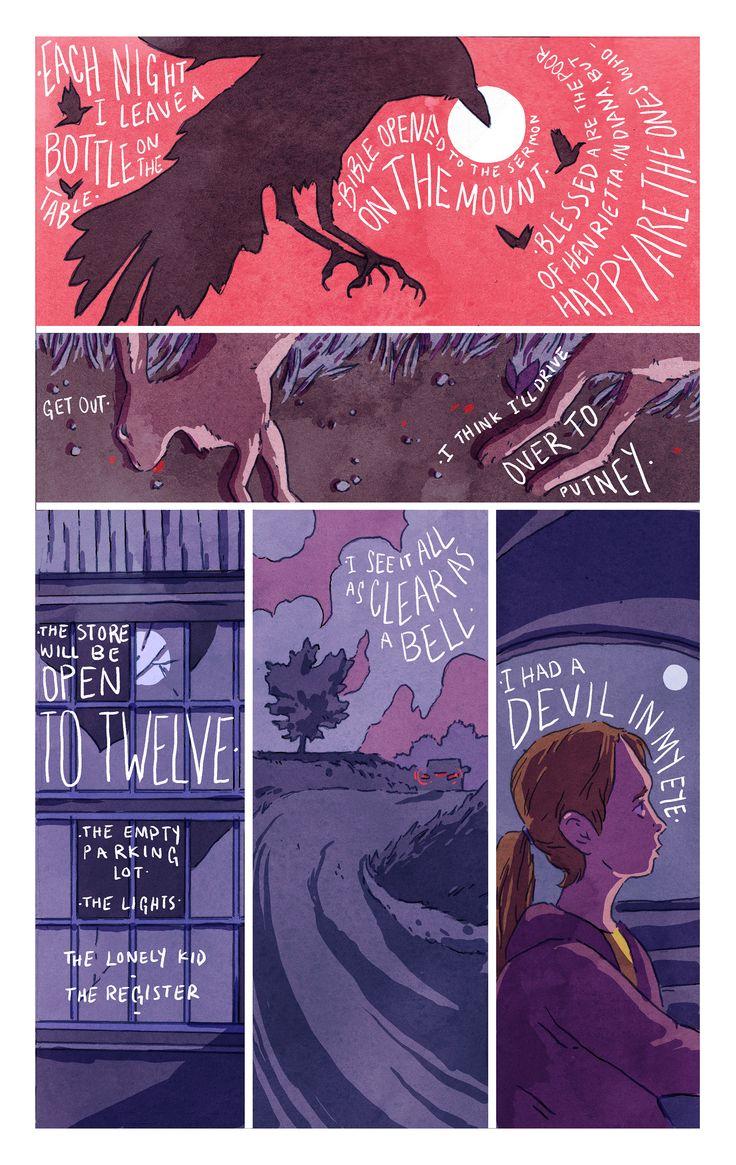 """Songs Illustrated: Josh Ritter's """"Henrietta Indiana"""""""