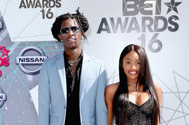 Young Thug Buys Fiancée Jerrika Karlae Range Rover For Her Birthday