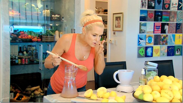 Real Housewives Yolanda Foster reaches generous