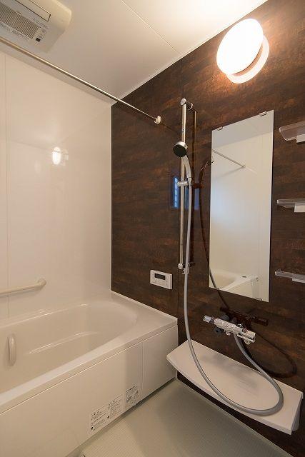 パナソニックfzシリーズ 浴室換気乾燥機が標準仕様となっています