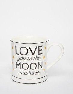 ASOS Sass & Belle Golden Stars Mug Found on my new favorite app Dote Shopping #DoteApp #Shopping