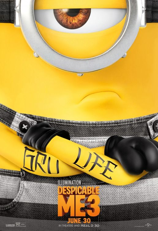 Click to View Extra Large Poster Image for Despicable Me 3