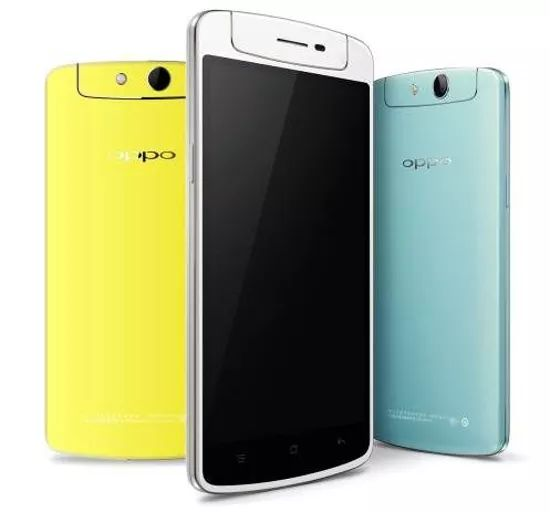 Oppo N1 Mini and Oppo R3 Announced