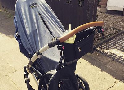 Izzy Judd goes out with parents for a sunny stroll! #EmmasDiary #Pregnancy #Celebrity #News #Baby