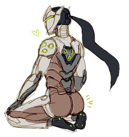 """dani: """" genji canonically was, and still is, a playboy """""""