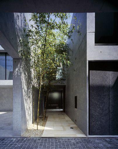House in Kakinokizaka, Meguro, Tokyo, Japan by Satoshi Okada architects