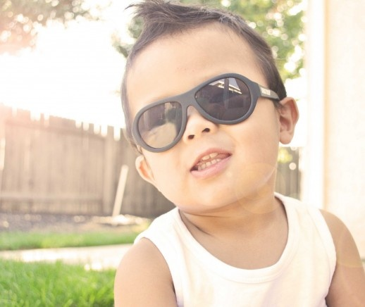 Babiators sunglasses for kids. So cool!