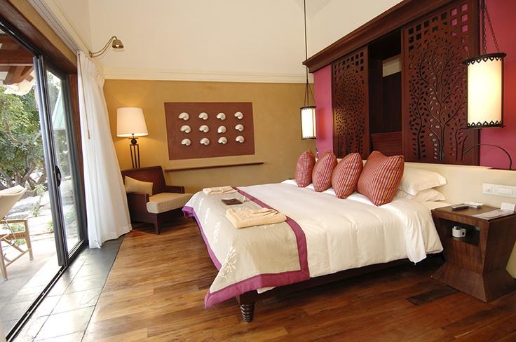 Romántica Suite de 70m2 con terraza frente al mar y acceso directo a una tranquila playa - Club Med La Plantation d'Albion - Isla Mauricio