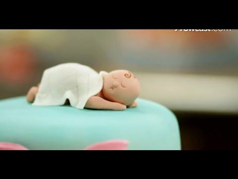 How to Make a Baby Figurine out of Fondant Part 2
