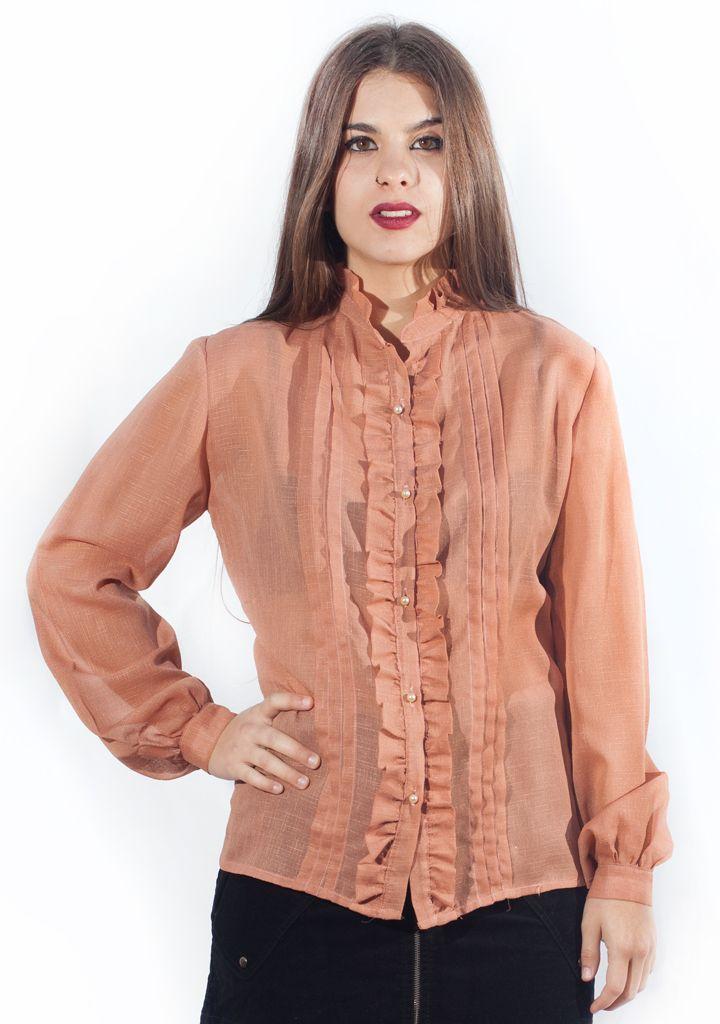 Vintage shirt. http://marlet-shop.com/collections/tops/products/vintage-shirt