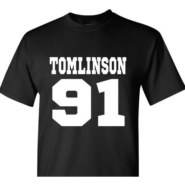 Louis Tomlinson Dob T-Shirt One Direction T-Shirt Date of Birth ($15) ❤ liked on Polyvore featuring tops, t-shirts, shirts, one direction, grey, women's clothing, unisex t shirts, pattern shirts, grey t shirt and print shirts