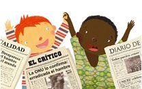 Cuentos de Cucho. Cucho nos ayuda a descubrir la importancia de valores universales como la solidaridad y la cooperación. Cucho piensa en los niños y niñas que viven en países como Níger y que necesitan que les prestemos un poco de antención.
