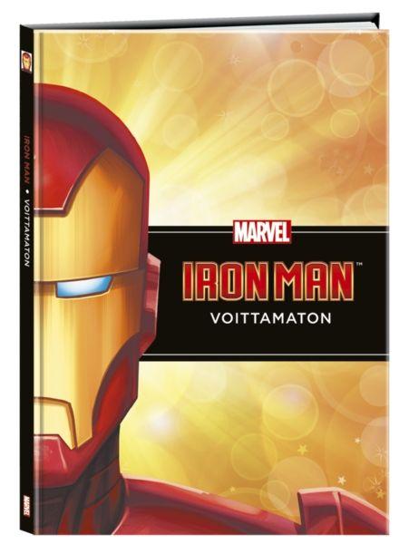 The Invincible Iron Man: Voittamaton -kirjan sankari Tony Stark on menestyvä tiedemies, jonka vihollisarmeija kaappaa suunnittelemaan tappavia aseita. Ovela Tony suunnitteleekin ystävineen itselleen supervoimat, ja näin Rautamies on syntynyt! Murtumaton supersankari taistelee väsymättä pahuuden voimia vastaan.