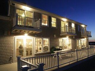 Luxury Oceanfront Home on Private Beach in Sandwich, MassachusettsVacation Rental in Sandwich from @homeaway! #vacation #rental #travel #homeaway