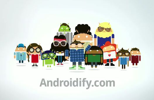 Aplikace Androidify 2.0 - nové UI, sdílení, animace a mnoho dalšího - http://www.svetandroida.cz/androidify-2-0-aktualiace-201410?utm_source=PN&utm_medium=Svet+Androida&utm_campaign=SNAP%2Bfrom%2BSv%C4%9Bt+Androida