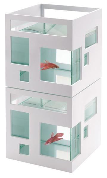 Umbra Fish Hotel Stackable Aquarium--