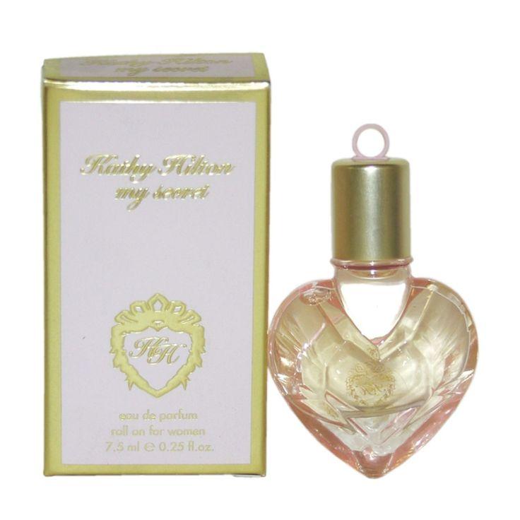 Kathy Hilton My Secret by Kathy Hilton for Women - 7.5 ml EDP Roll On (Mini)