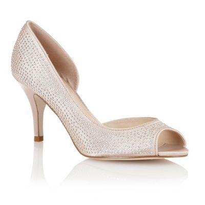 Lotus Nude 'Soire' open toe shoes- at Debenhams.com