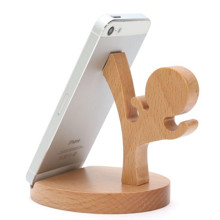 Support de téléphone portable cadeau d'anniversaire en bois cheval cellulaire porte photo dans Supports de Téléphones et télécommunications sur AliExpress.com | Alibaba Group