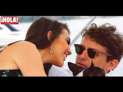 Making Of - Chiara Pinasco - Revista ¡HOLA! Perú - YouTube
