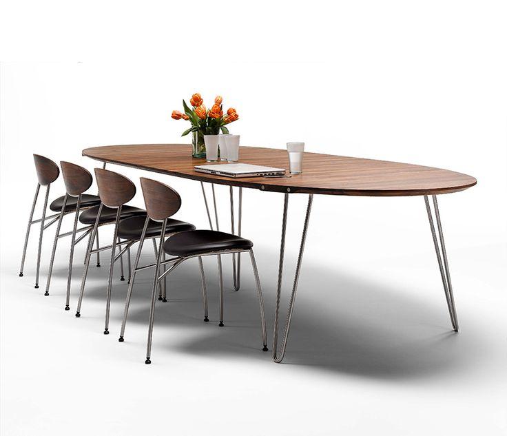 DM6650 Series Dining Table Image 1   Medium Sized