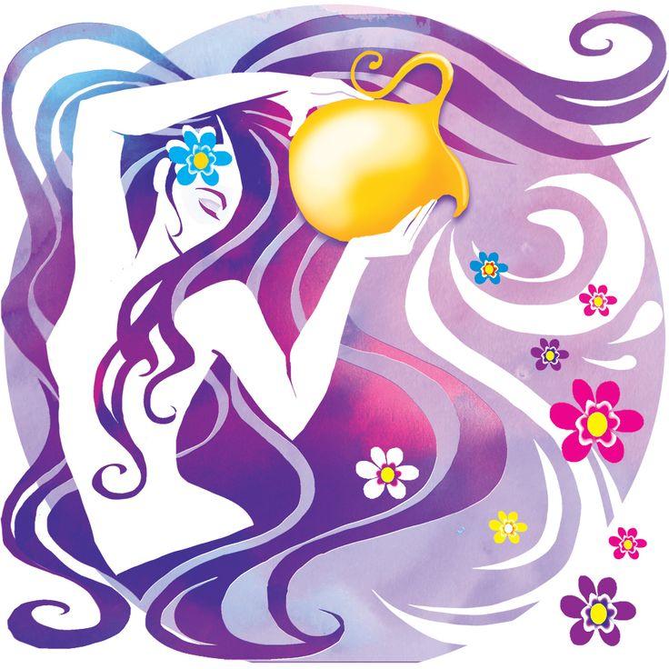 flowing Aquarius