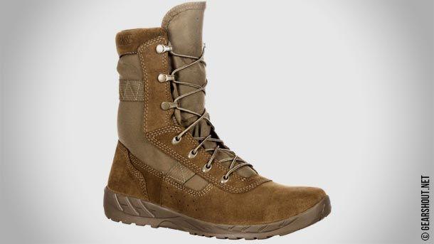 Rocky Boot расширила линейку военно-полевых ботинок облегчённой моделью - Rocky C7 CXT
