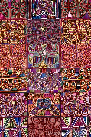 paper molas art lesson. molas ~ beautiful art by the kuna indians paper lesson s