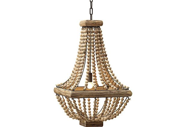 Wood Beaded Light Fixture: 17 Best Images About Light Fixtures/chandeliers/ceiling