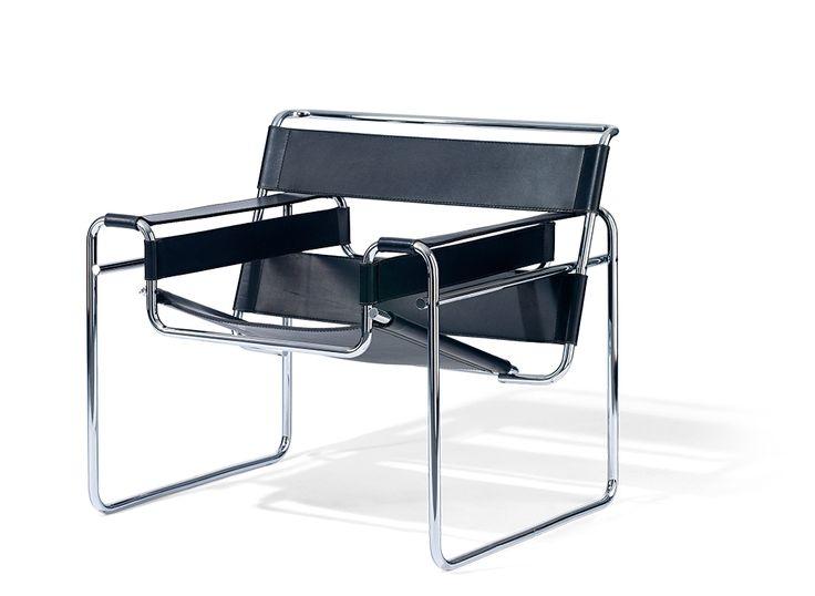 Die besten 25 marcel breuer stuhl ideen auf pinterest for Wassily stuhl design analyse
