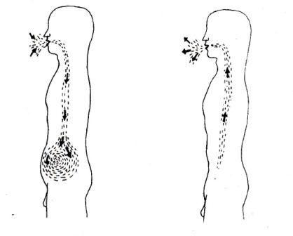 Esercizi di respiro consapevole. Molto diverso, infatti, è un rilassamento temporaneo (come quello prodotto dalla maggior parte delle tecniche tradizionali) da una modificazione profonda della condizione di stress.