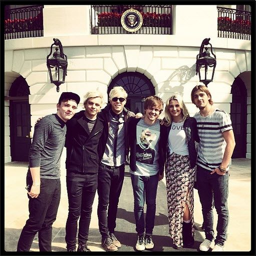 Video: R5 Talked About Their Tour, Being At The White House For The 2014 Easter Egg Roll