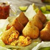 Brazilian Coxhina with Tofu  Recipes - Cauldron Foods